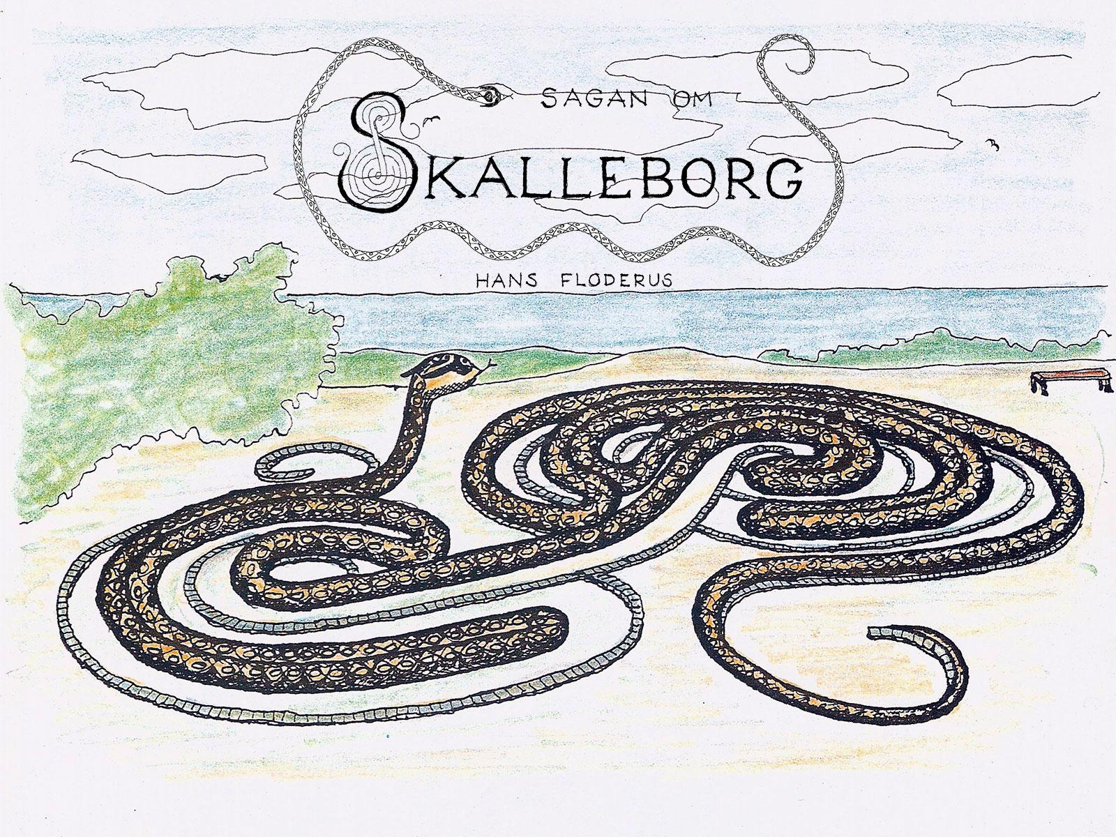 Sagan om Skalleborg