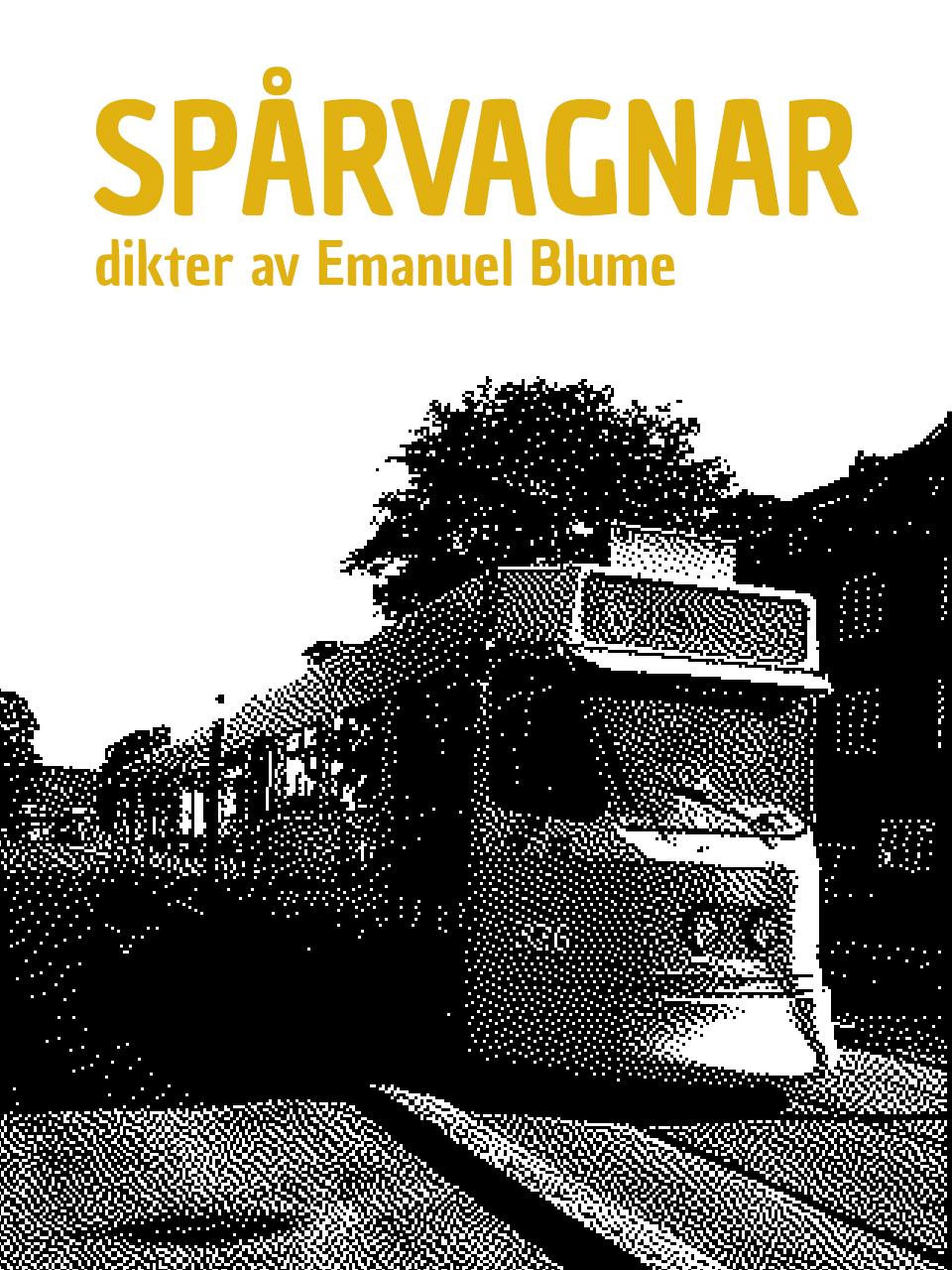 Spårvagnar (diktsamling)